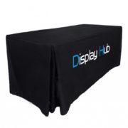 display-hub_black-table-cloth