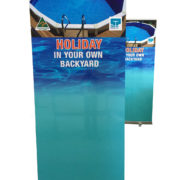 Standard Pull Up Banner